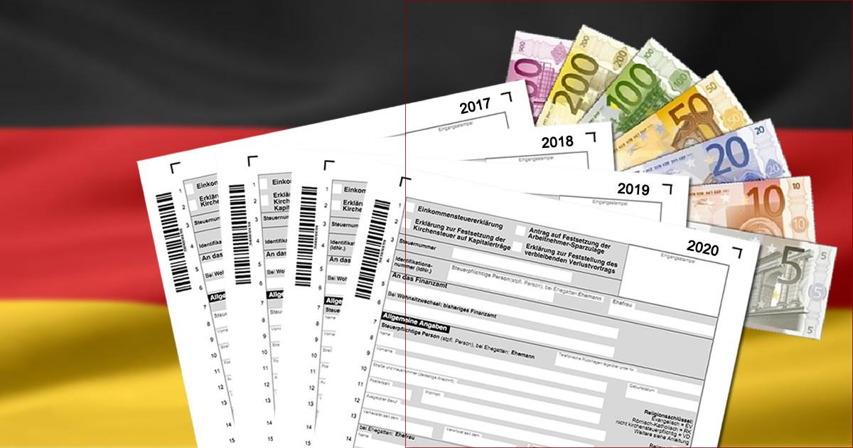 Német adó-visszaigénylés